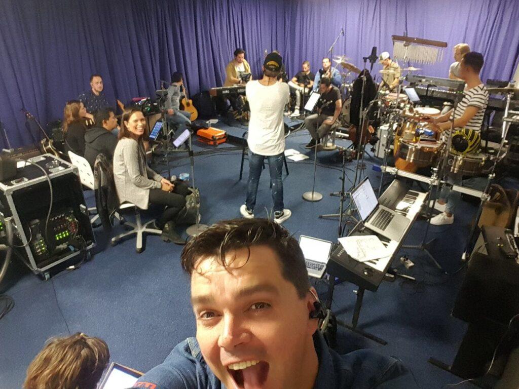 Vocal Center verzorgt de coaching voor André Hazes in voorbereiding voor zijn concerten in Ahoy op 13 en 14 september.