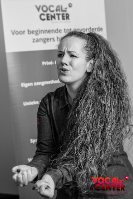 Vocal Coach Joyce geeft zangles in Uden en zangles in Eindhoven