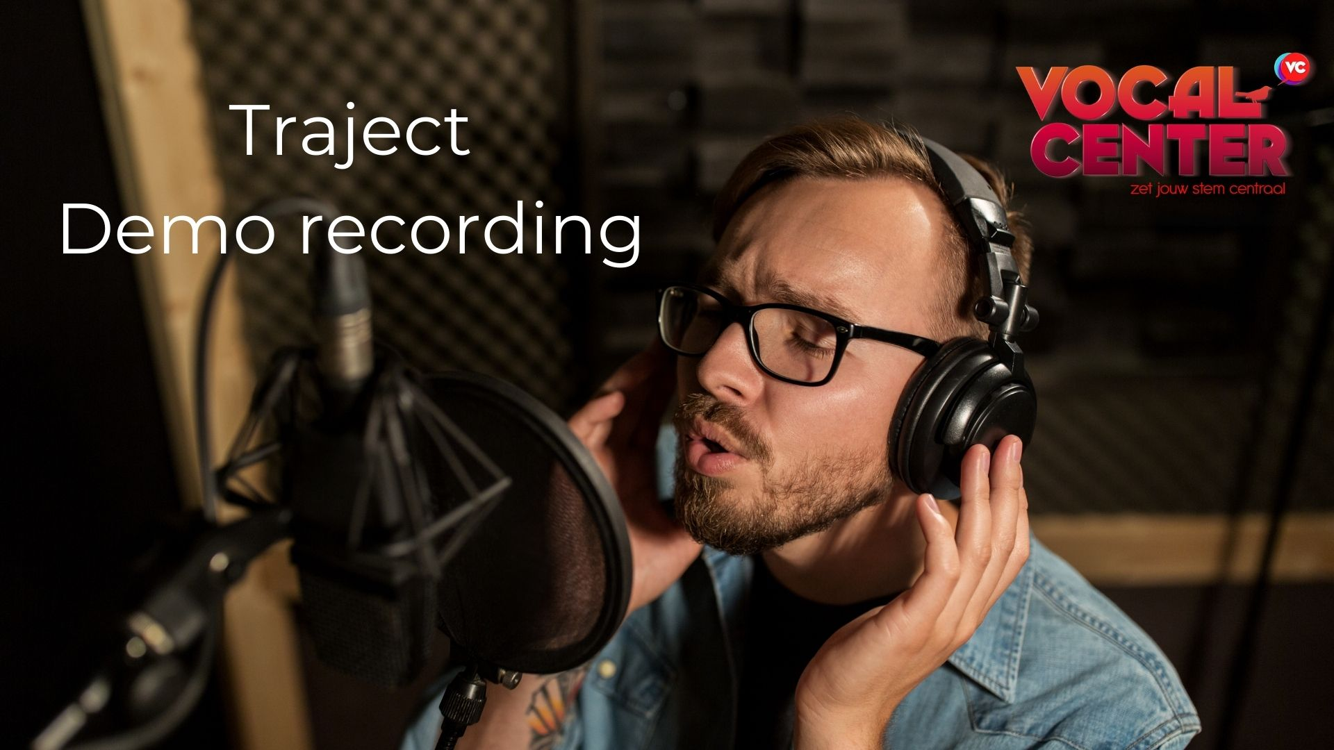 Een goede demo maken, zangdemo maken, demo voor audities maken