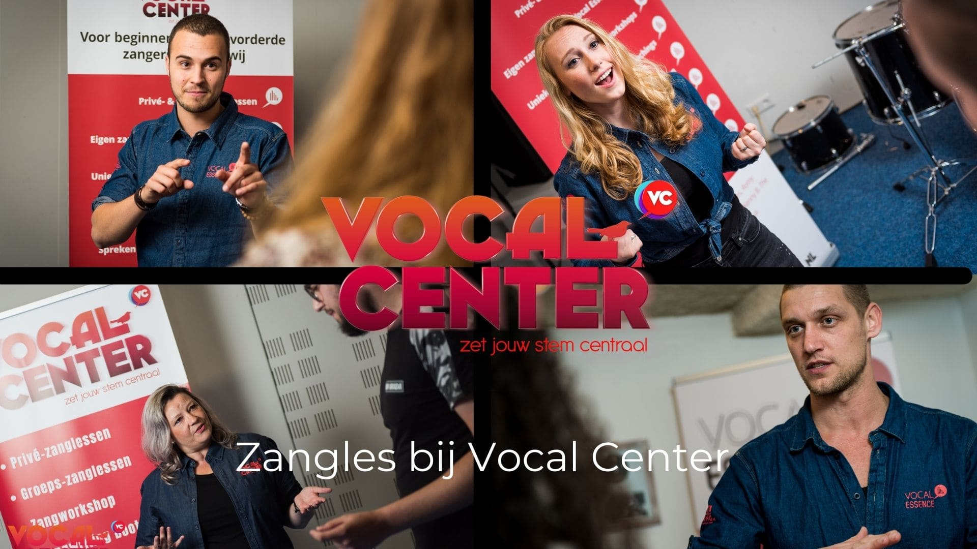 Zangles bij Vocal Center