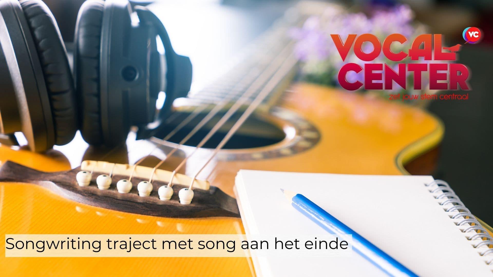 Wil je een liedje leren schrijven? Songwriting leren? Dat kan