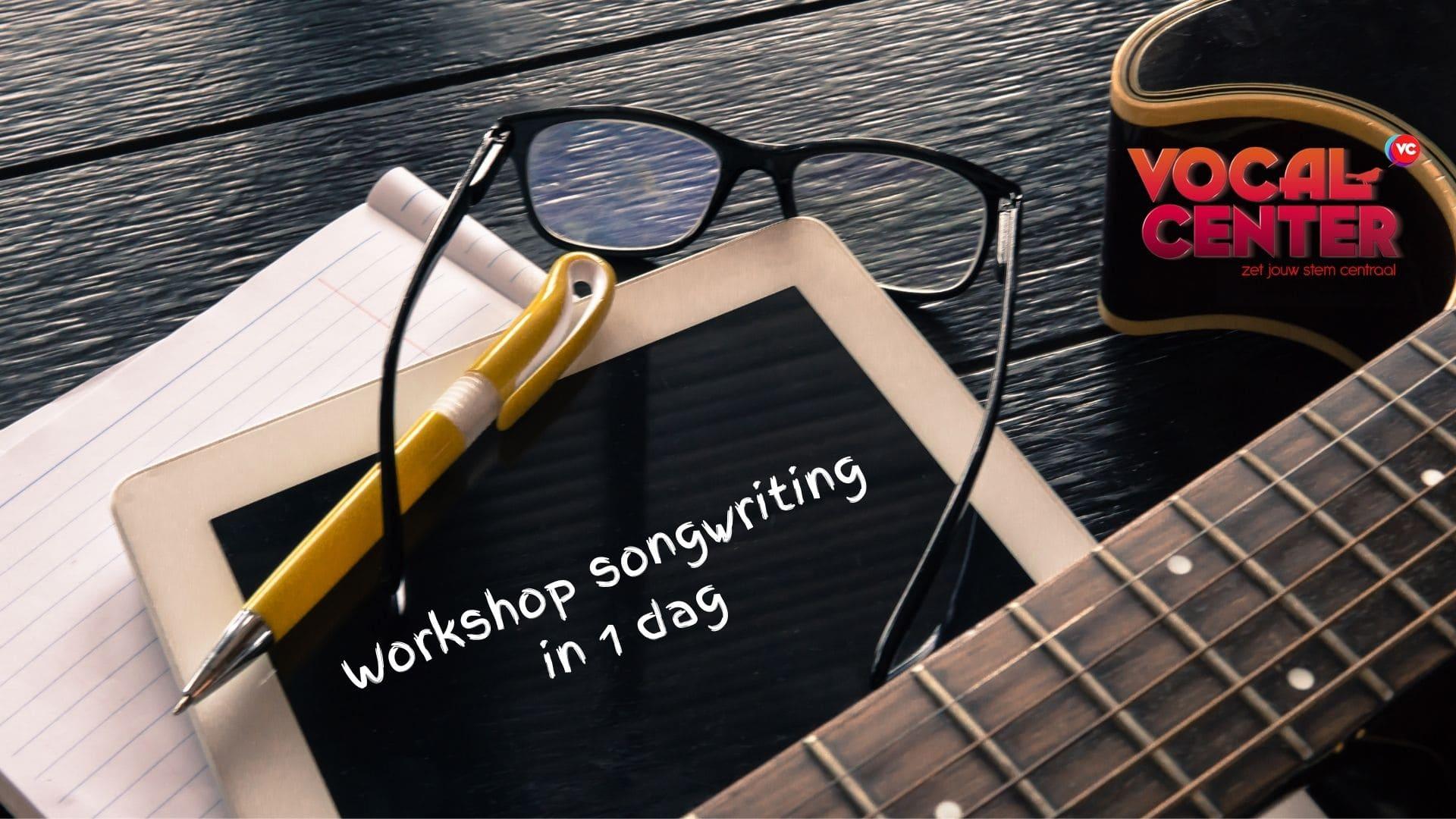 Jouw Song in 1 dag